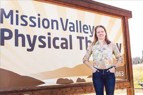 New owner brings continuity, energy to physical therapy practice