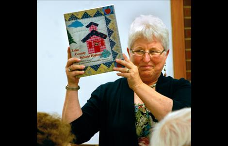 Second volume of Lake County Country School History unveiled
