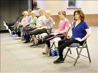 Low-cost fitness classes can help seniors stay fit