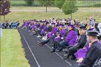 PHS seniors receive diplomas in unique ceremony