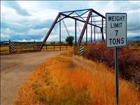 MDT begins implementing new load posting signs on bridges around the state