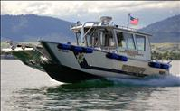 Sheriff's office launches new boat