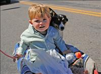 Kids, pets parade in Polson