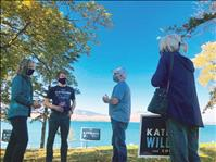 Kathleen Williams brings Solutions Tour to Polson