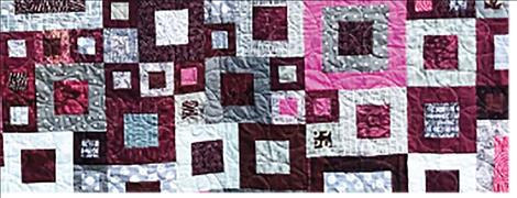 Courtesy photo Safe Harbor quilt raffle continues after art auction canceled due to pandemic.