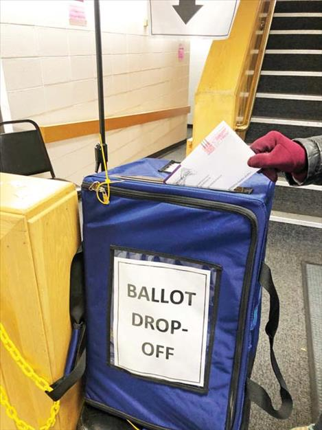 Lake County Election ballots will be overseen by the new and former election administrator.