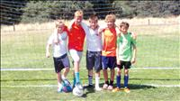 Local soccer players attend Olympic camp in California