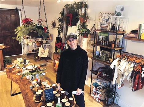 Candle maker Daisy Walsh opened Beargrass Candles and Décor.