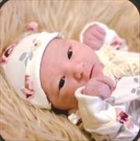 St. Luke welcomes first baby of new year