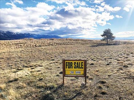 The low housing inventory has led some to look at buying bare land and building.