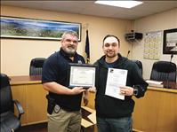 Polson officers awarded for exceptional service in 2020