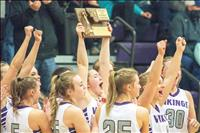 Lady Vikings claim fourth straight district title