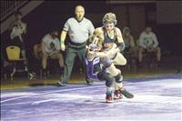 Cowell, Knutson finish Pirate wrestling season with 5th-place medals