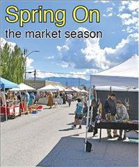 Farmers market begins in Polson, others to follow