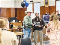 Lake County detective honored as Deputy of the Year