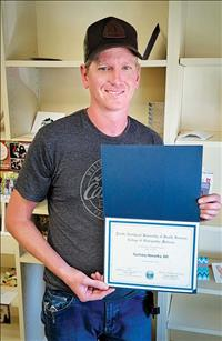 St. Luke doctor awarded for dedication to teaching others