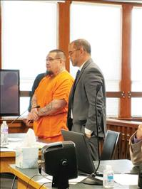 Crumley given 30-year sentence, new charges dropped