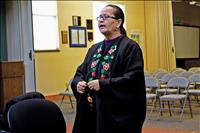 Tribal Court Chief Judge Tanner passes, flags lowered