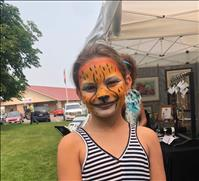 Artists display goods at annual Polson festival