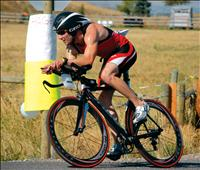 Polson hosts first triathlon