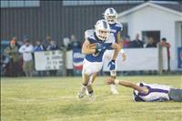 Bulldogs prevail over Vikings in county match up