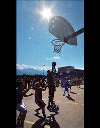 Mission Valley hosts 3 on 3 'JAM'borees throughout the summer