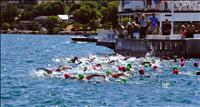 77 swimmers cross Polson Bay during 11th Annual Water Daze event