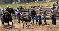 Youth compete in Polson rodeo