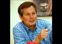 Daines visits Flathead Indian Reservation