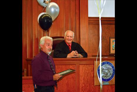 District judge retires after nearly 30 years