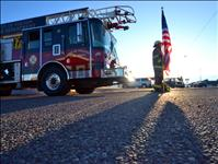Local residents remember September 11