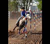 Polson hosts high school rodeo at fairgrounds arena