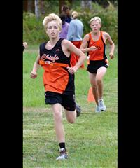 Ronan cross-country goes to Frenchtown